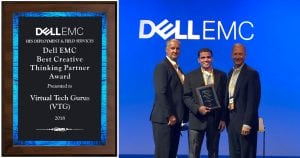 DellEMC-award-VTG-creative-thinking-partner
